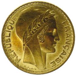 20 Francs Turin Essai 1929 - Diori Hamani - Indépendance