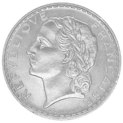 5 Francs Lavrillier Essai 1933
