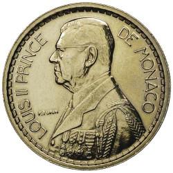 20 Francs Monaco Essai 1945 - Louis II