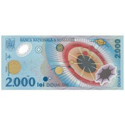 2000 Lei Roumanie 1999