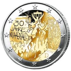 2 Euro Allemagne 2019 - 30 ans de la chute du mur de Berlin
