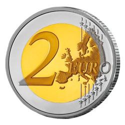 Lot des 2 x 2 Euro Andorre 2015