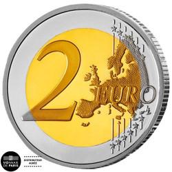 2 Euro France BE 2019 - 30 ans de la Chute du Mur de Berlin