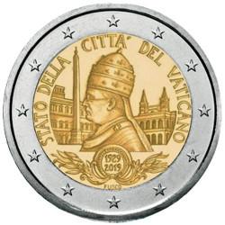 2 Euro Vatican BU 2019 - 90 ans du Vatican