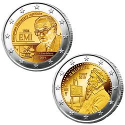 Lot de 2 x 2 Euro Belgique BU 2019