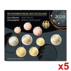 Séries Allemagne BU 2020 - des 5 ateliers ADFGJ