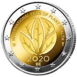 2 Euro Belgique BU 2020 - Santé des Plantes