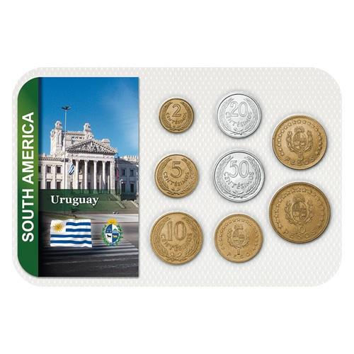 Série Uruguay 1960-1965