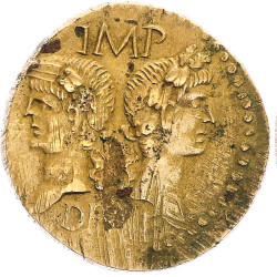 As de Nîmes - de 165 av. J.-C. à 10 après J.-C.