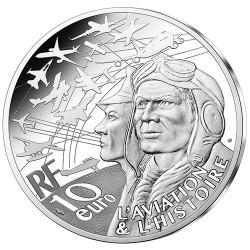 10 Euro Argent France BE 2020 - Spitfire