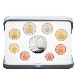 Série Vatican BE 2020 + 20 Euro Argent
