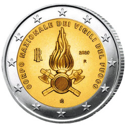 2 Euro Italie BU 2020 - Sapeurs pompiers