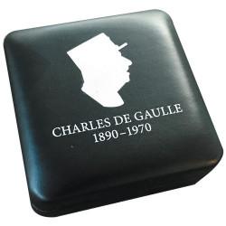 L'écrin commémoratif Charles de Gaulle
