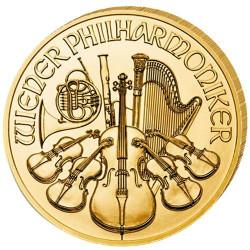 100 Euro Or Autriche 2020 - Orchestre philharmornique