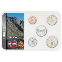 Série Norvège 1994-2018