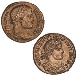 Le coffret Légion romaine - Rome antique 306-361 ap. J.-C.