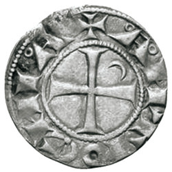 Denier D'Antioch - Philippe II