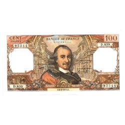 Billet 100 Franc Corneille