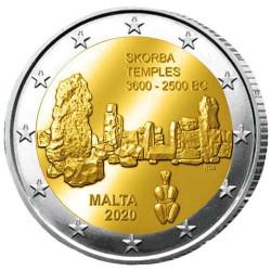 2 Euro Malte 2020 - Ta' Skorba