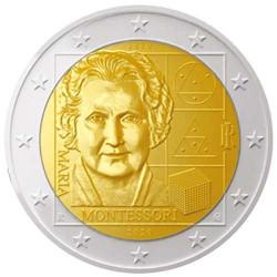2 Euro Italie BE 2020 - Maria Montessori