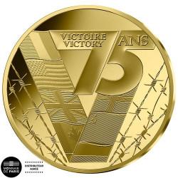 50 Euro Or France BE 2020 - La Paix