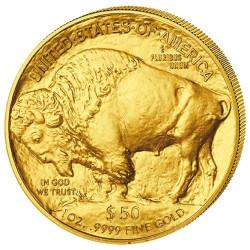 50 Dollars Or USA BE 2020 - Buffalo