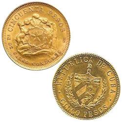 Lot des 2 monnaies en Or