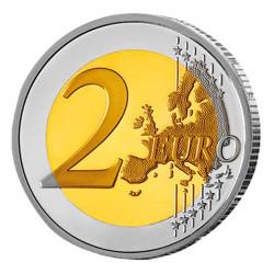 Lot des 9 x 2 Euro 2020