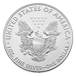 1 Dollar Argent USA 2020 - Aigle