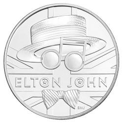 5 Livres Royaume-Uni BU 2020 - Elton John