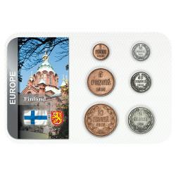Série Finlande 1872-1917
