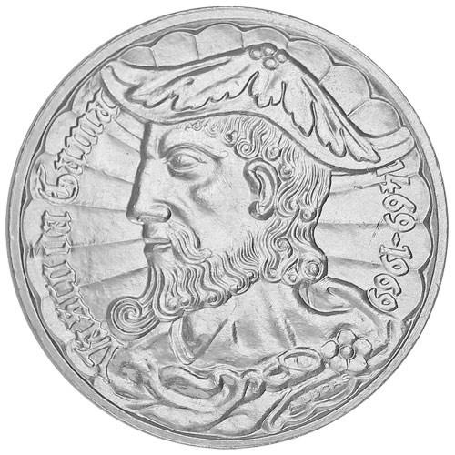 50 Escudos Argent 1969 - Vasco de Gama