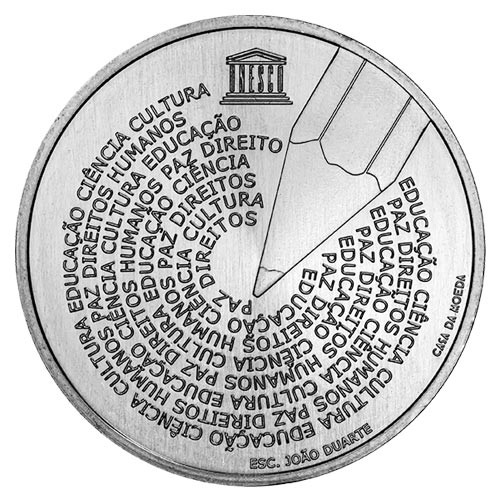 5 Euro Portugal 2020 - Journée mondiale de la langue portugaise