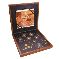 Coffret African Pride BE 2020