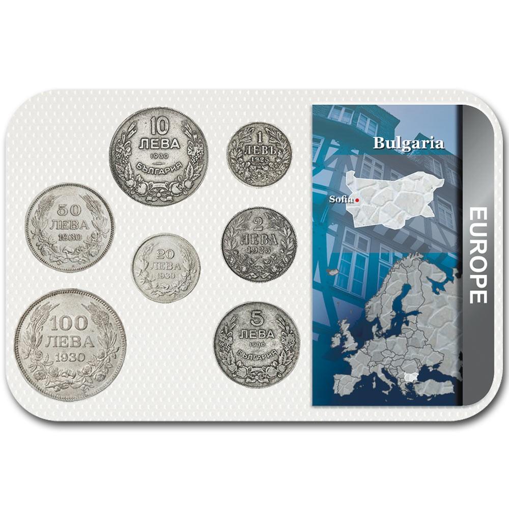 Série Bulgarie 1925-1930