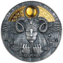 5 Dollars Argent 2020 - Amon-Ra