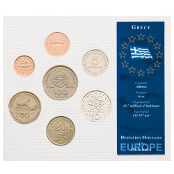 Série Grèce