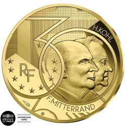50 Euro Or France BE 2020 -...
