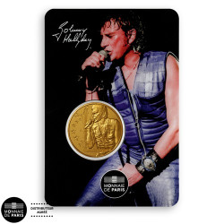 Blister Johnny Hallyday...