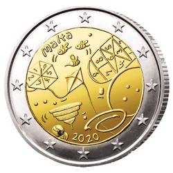 2 Euro Malte 2020 - Enfants...
