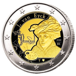 2 Euro Belgique BU 2020 -...