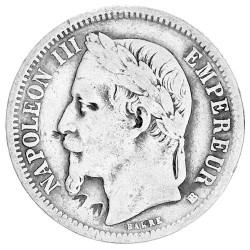 1 Franc Argent - Napoléon...