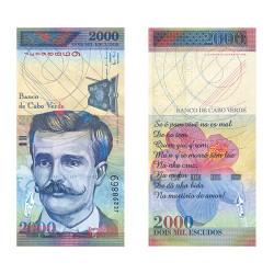 Billet 2000 Escudos...