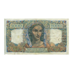 Billet 1000 Francs Minerve...