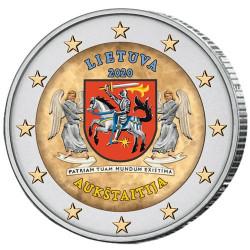 2 Euro Lituanie 2020...
