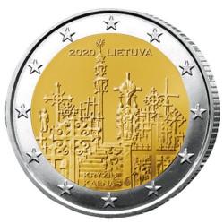 2 Euro Lituanie 2020 - La...