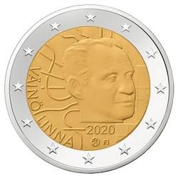 2 Euro Finlande 2020 -...
