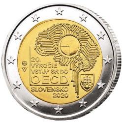 2 Euro Slovaquie 2020 - 20...
