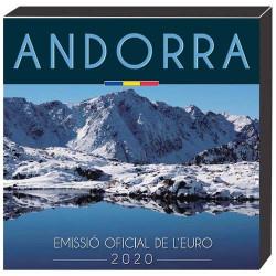 Série Andorre BU 2020