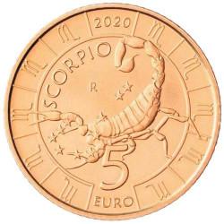 5 Euro Saint-Marin BU 2020...